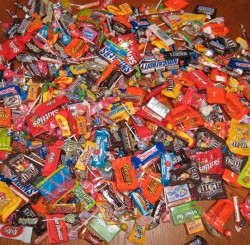 How Do You Handle The Candy Stash?