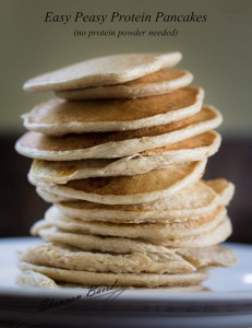 Easy Kid Friendly #Protein #Pancakes - Domestic Engineer's Union